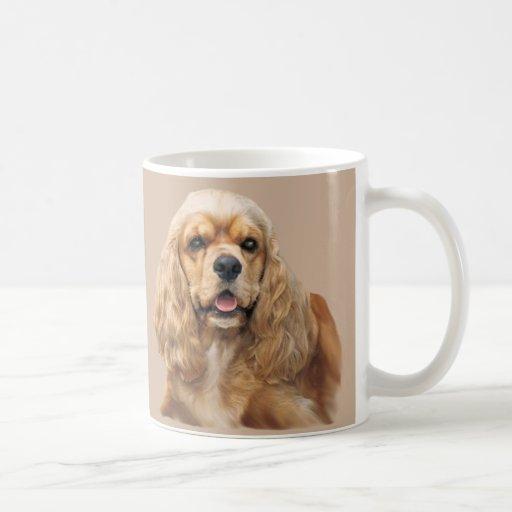 Cocker Spaniel Just Adorable Mug