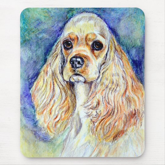 Cocker Spaniel Mouspad Mouse Pad