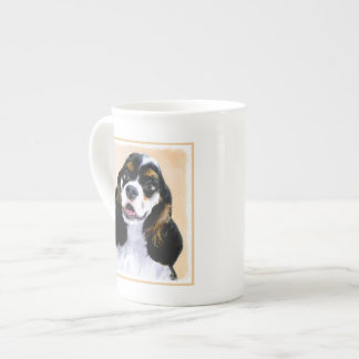 Cocker Spaniel (Parti-Colored) Tea Cup