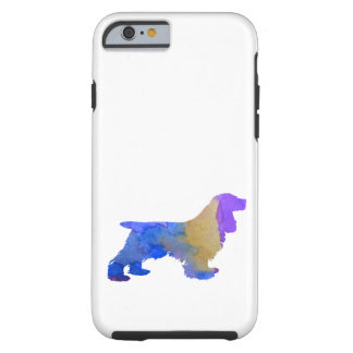Cocker Spaniel Tough iPhone 6 Case