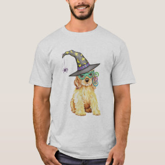 Cocker Spaniel Witch T-Shirt