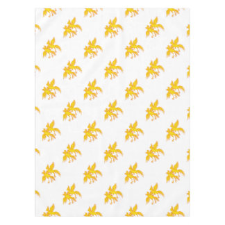 Cockfighting Roosters Cockerel Drawing Tablecloth