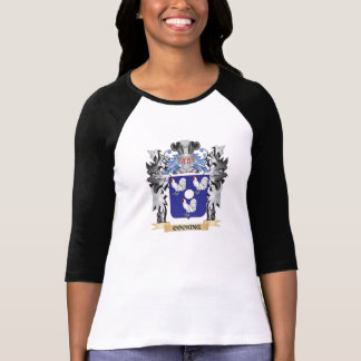 Cocking Coat of Arms - Family Crest Tshirt