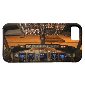 Cockpit by Night iPhone 5 Case