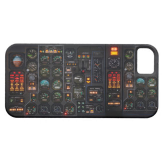 Cockpit iPhone 5 Covers