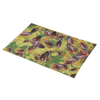 Cockroaches Placemat