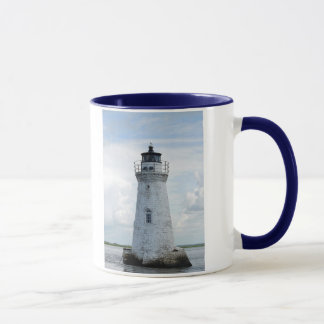 Cockspur Island Lighthouse Mug