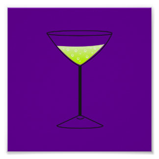 Cocktail by SRF Poster