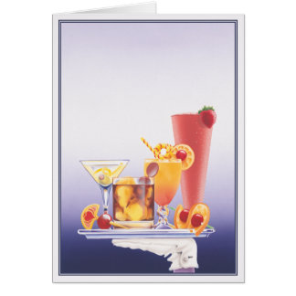 Cocktail © card
