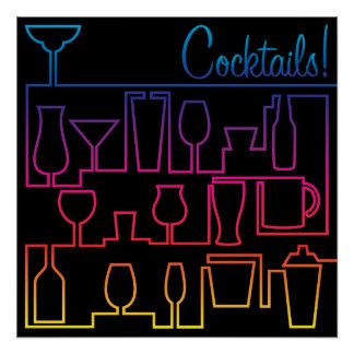 Cocktail maze