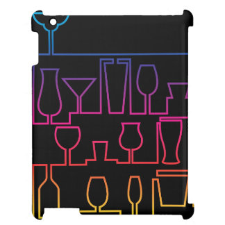 Cocktail maze case for the iPad 2 3 4