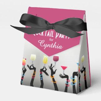 Cocktail Party Favor Boxes
