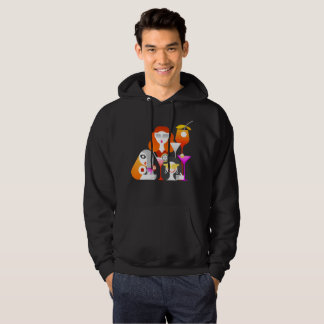 Cocktail Party Hoodie
