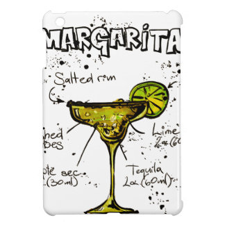 Cocktail Recipe Margarita Cover For The iPad Mini