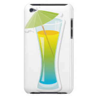 Cocktail with umbrella barely there iPod case