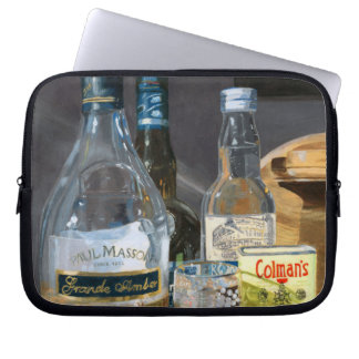 Cocktails and Mustard Computer Sleeve