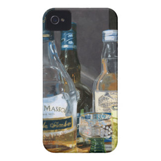 Cocktails and Mustard iPhone 4 Case-Mate Cases