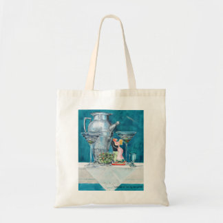 Cocktails for Two Tote Bag