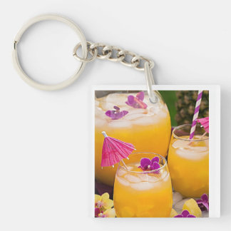 **COCKTAILS LOVER'S** KEYCHAIN