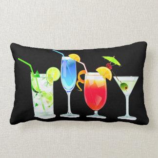 Cocktails Lumbar Cushion