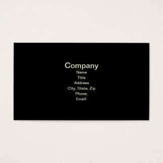 Cocktails on Brick Business Card