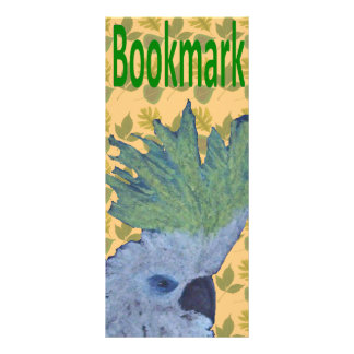 Cocky Rack Card Template