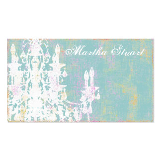 Coco Chandelier ~ Business Card