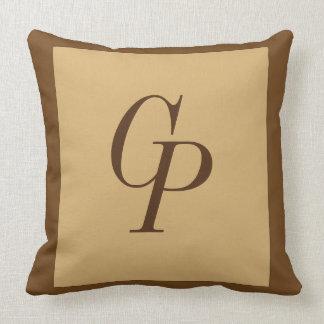 Coco Pecan Pillow
