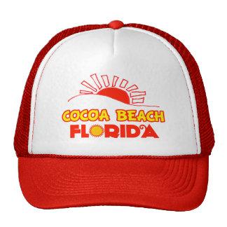 Cocoa Beach, Florida Cap