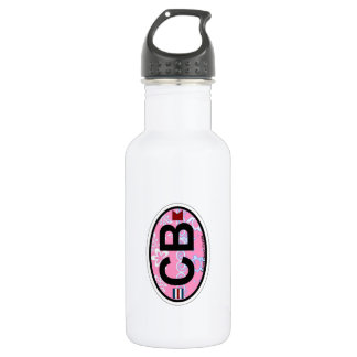 Cocoa Beach - Oval Design. 532 Ml Water Bottle