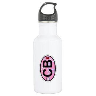 Cocoa Beach - Oval Design. 532 Ml Water Bottle