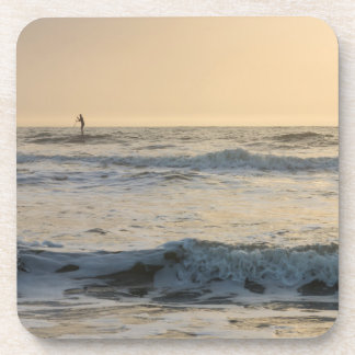 Cocoa Beach Paddleboarding Coaster