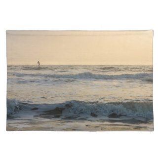 Cocoa Beach Paddleboarding Placemat