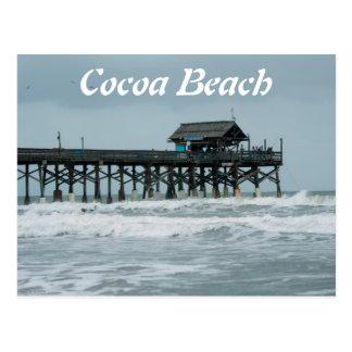 Cocoa Beach Postcard