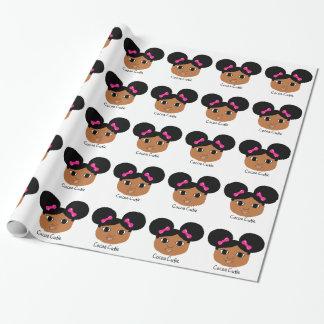 Cocoa Cutie Kiara Wrapping Paper
