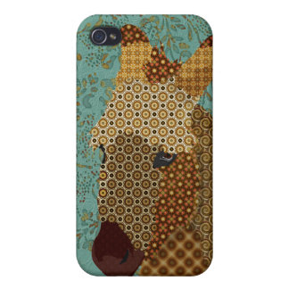 Cocoa (Donkey) iPhone Case iPhone 4 Cover