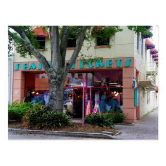 Cocoa Florida Postcard