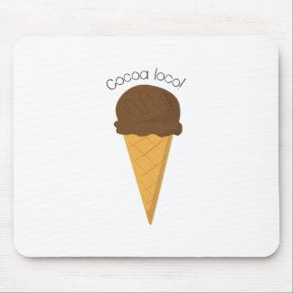 Cocoa Loca! Mousepad