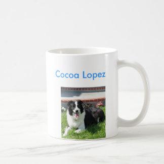 Cocoa Lopez, Coffee Mug