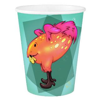 COCOA MONSTER  ALIEN PAPER CUP