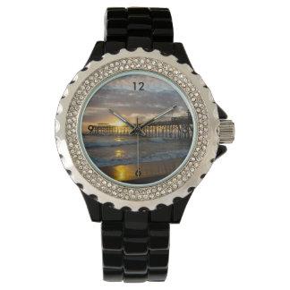 Cocoa Pier 1st Sunrise 2017 Watch