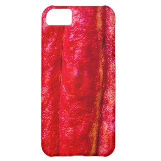 cocoa pod red iPhone 5C case