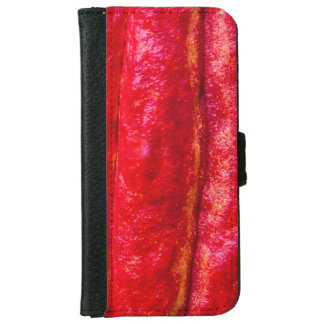 cocoa pod red iPhone 6 wallet case