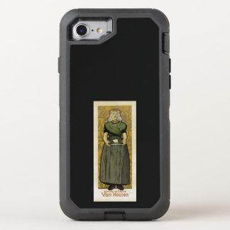 Cocoa Van Houten OtterBox Defender iPhone 8/7 Case