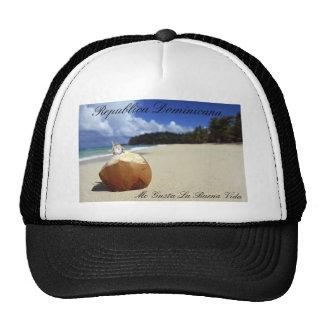 coconut_beach_cap trucker hat