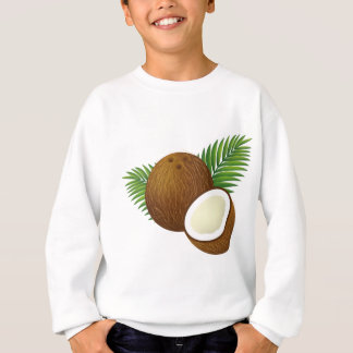 Coconut Cartoon Sweatshirt