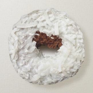 Coconut Donut Pillow