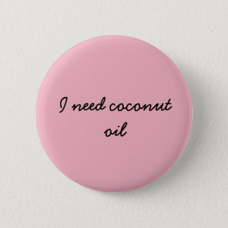 Coconut Oil Button