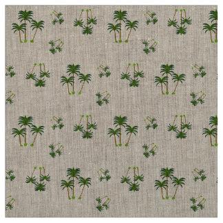 Coconut Palms Fabric