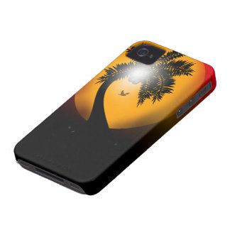 Coconut Tree Case-Mate ID Case